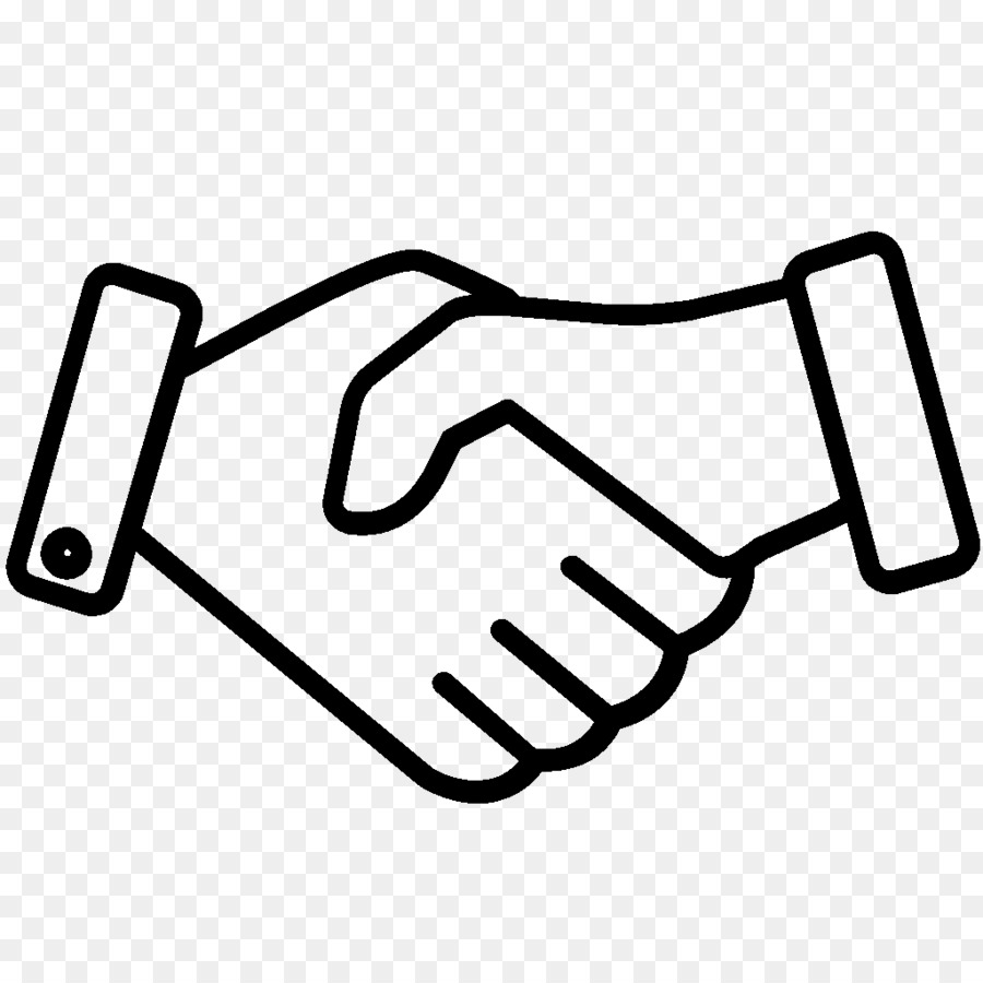 Handshake clipart. Drawing clip art png