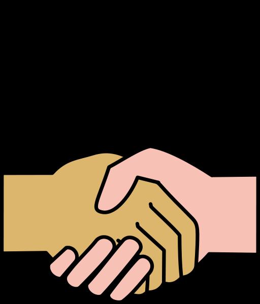 File christian svg wikimedia. Handshake clipart alliance