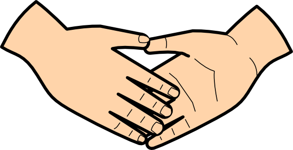 Free download clip art. Handshake clipart animated
