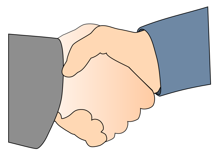Handshake clipart brotherhood. Free images clipartix