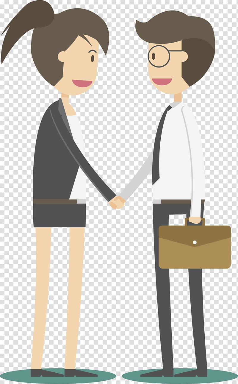 Gesture clients transparent . Handshake clipart business meeting