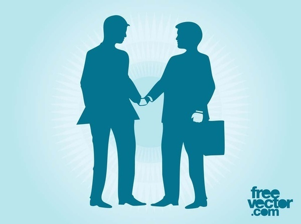 Handshake clipart business meeting. Free cliparts download clip