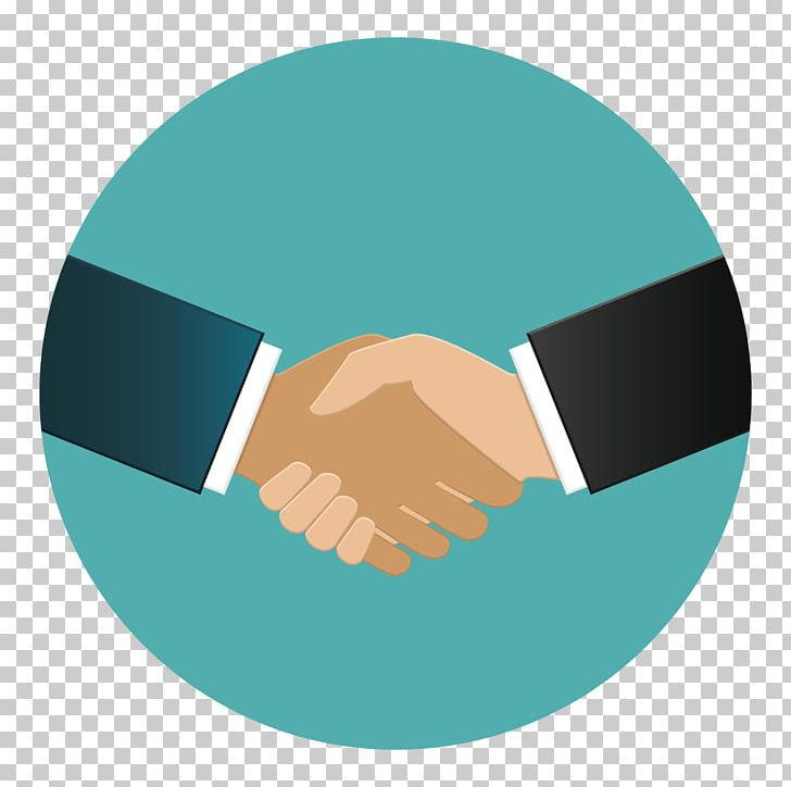 Handshake clipart circle. Png business businessperson