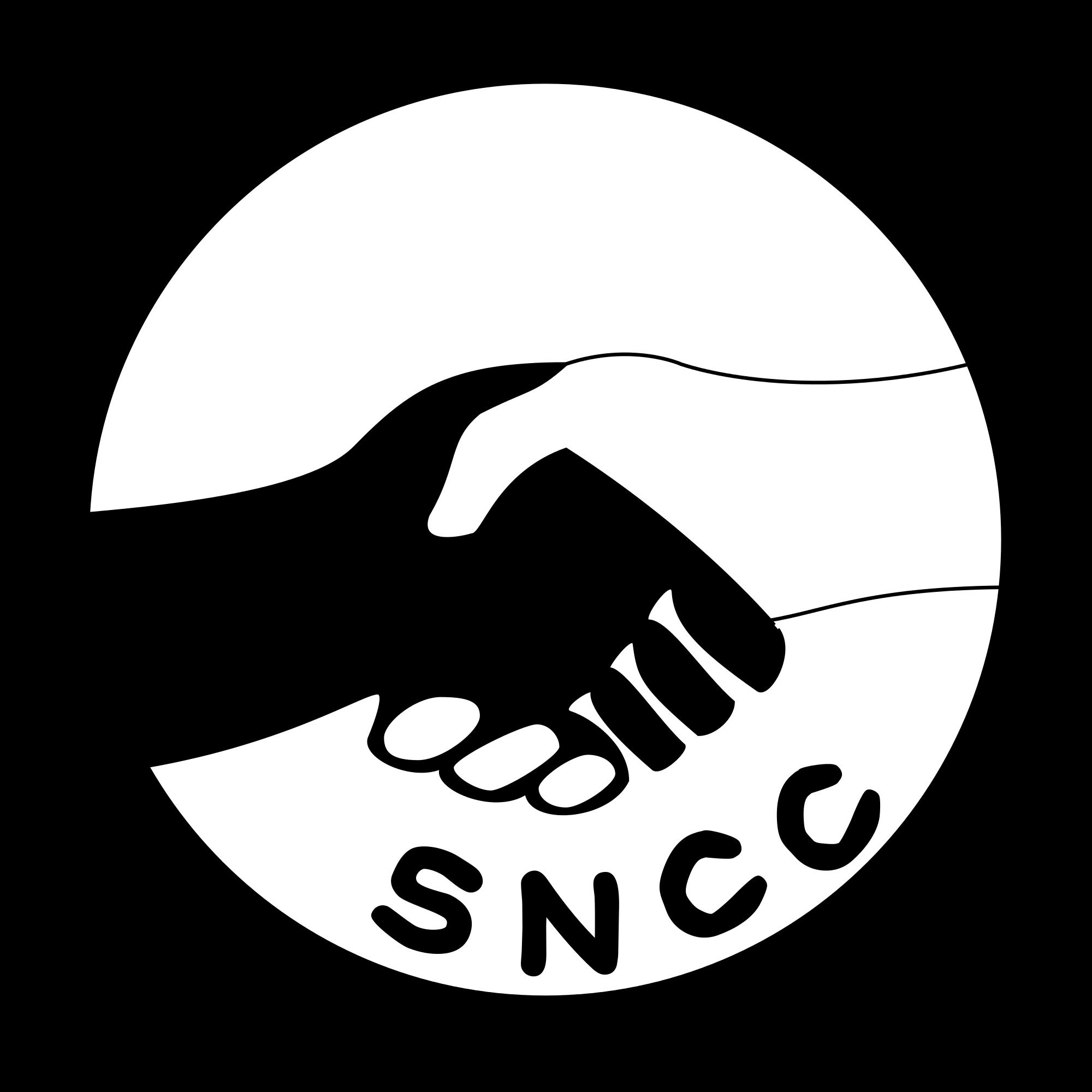 Handshake clipart civil law. File logo sncc svg