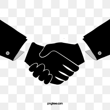Handshake clipart colorful. Png vector psd and