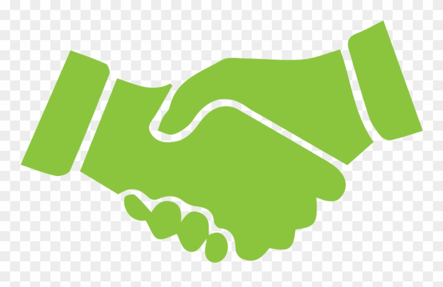 Handshake clipart commitment. Icon png