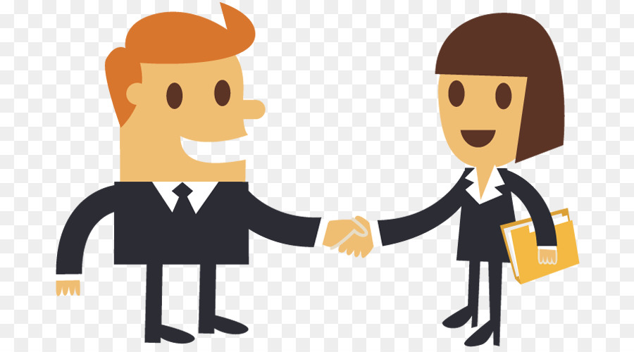Friendship cartoon hand . Handshake clipart communication