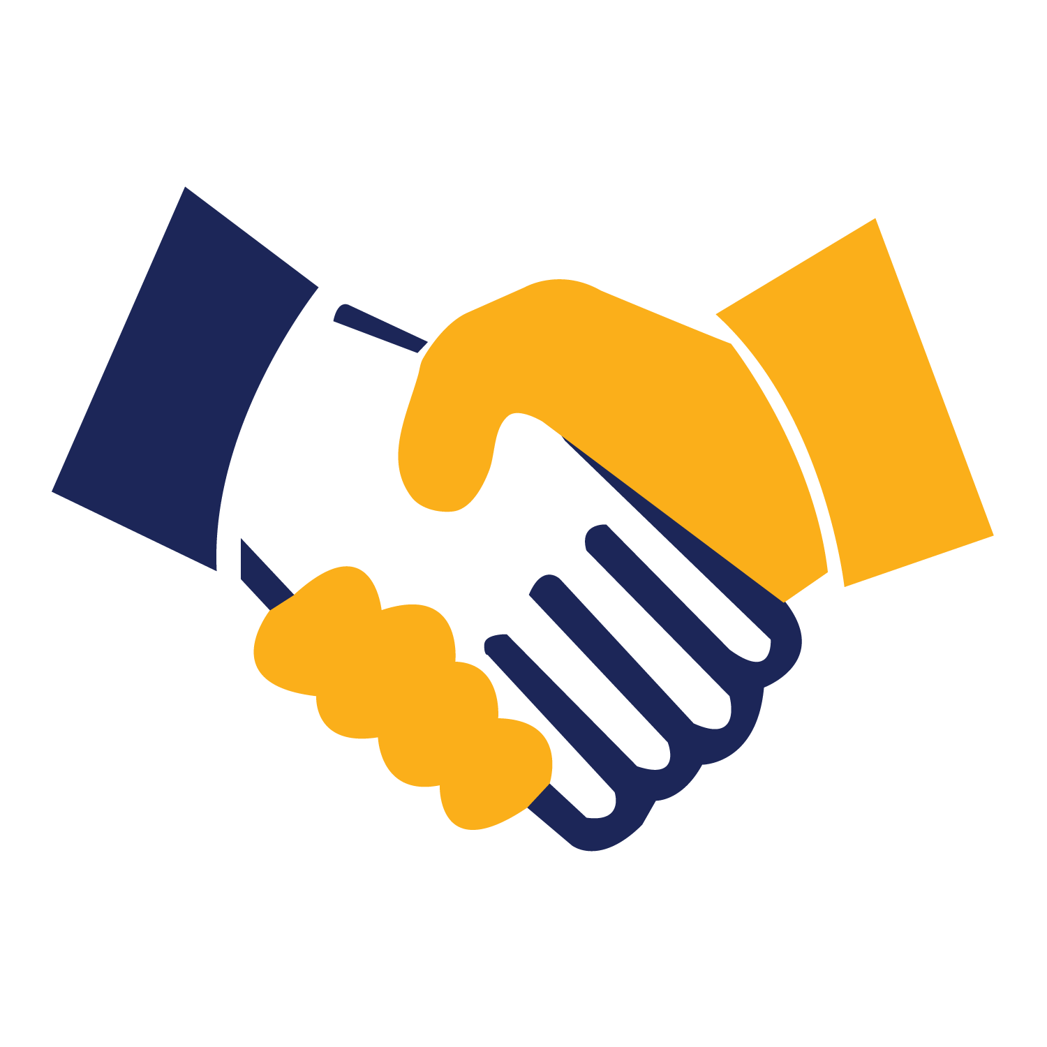 About us local government. Handshake clipart conflict