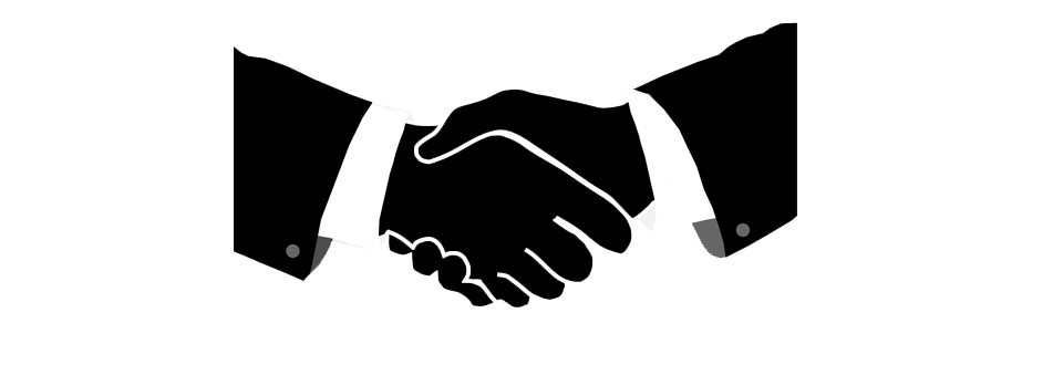 Handshake clipart credibility. Dog law united kennel