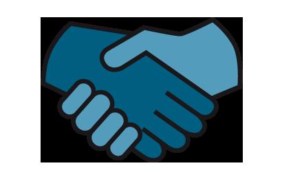 Handshake clipart credibility. Free download clip art