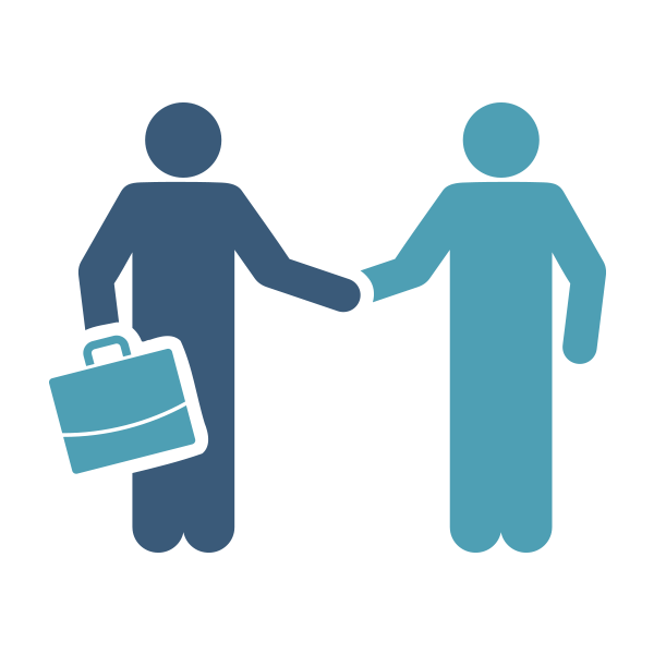 Handshake clipart dignity. Job placement goodwill beaumont