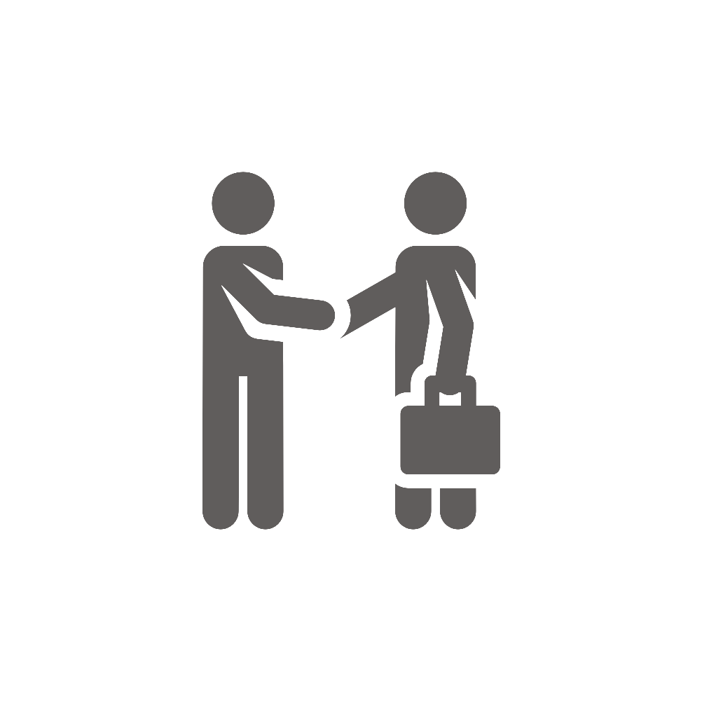 Relyfy easing anxiety of. Handshake clipart dignity