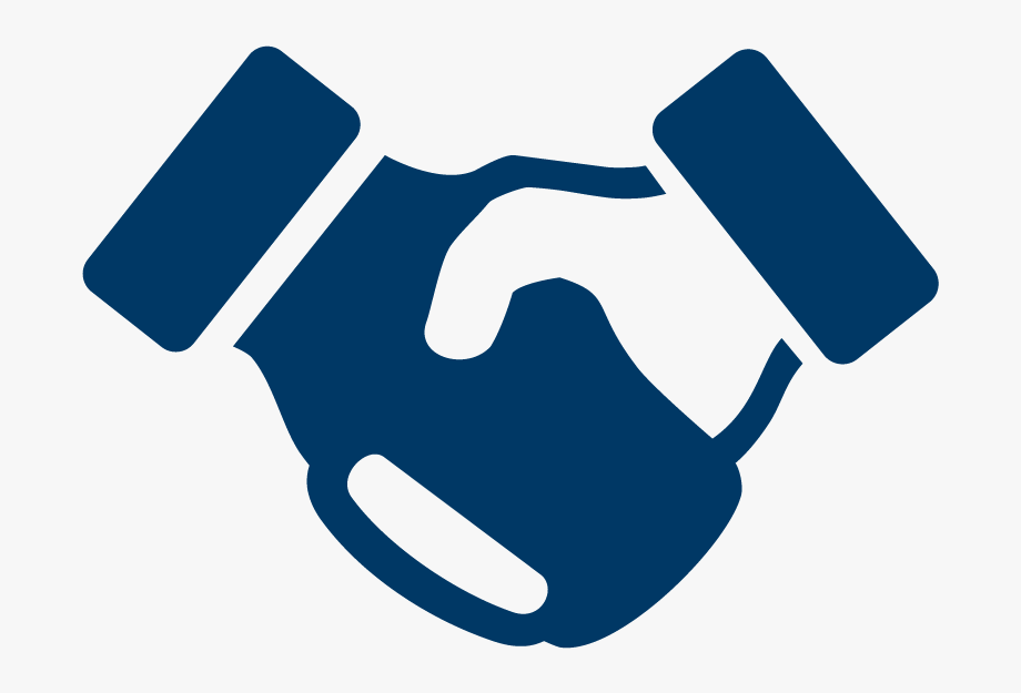 Portable network . Handshake clipart executive agreement
