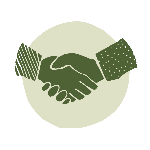 Handshake clipart executive agreement. Cao s annual report