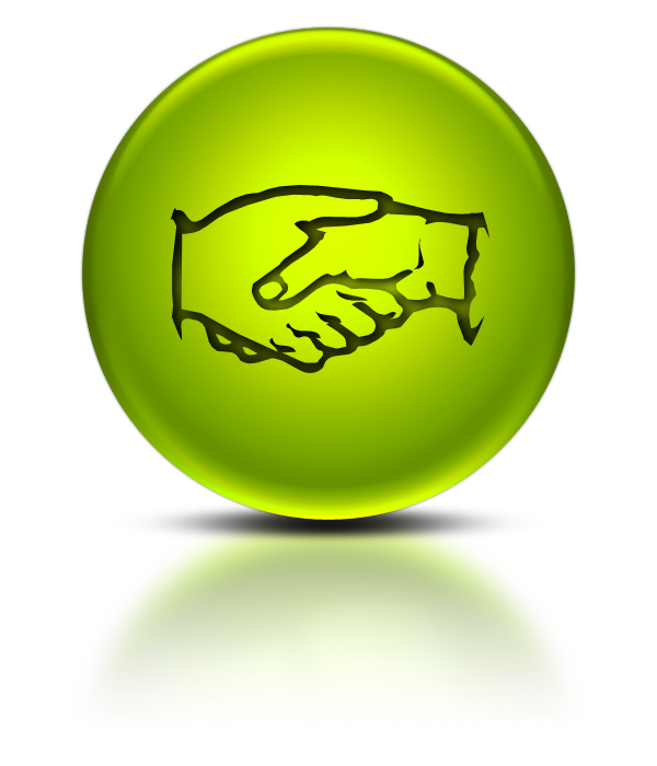 Shop insights center mergers. Handshake clipart green