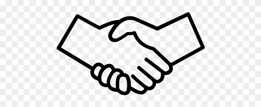 Handshake clipart hand check. Rubber stamp clip art