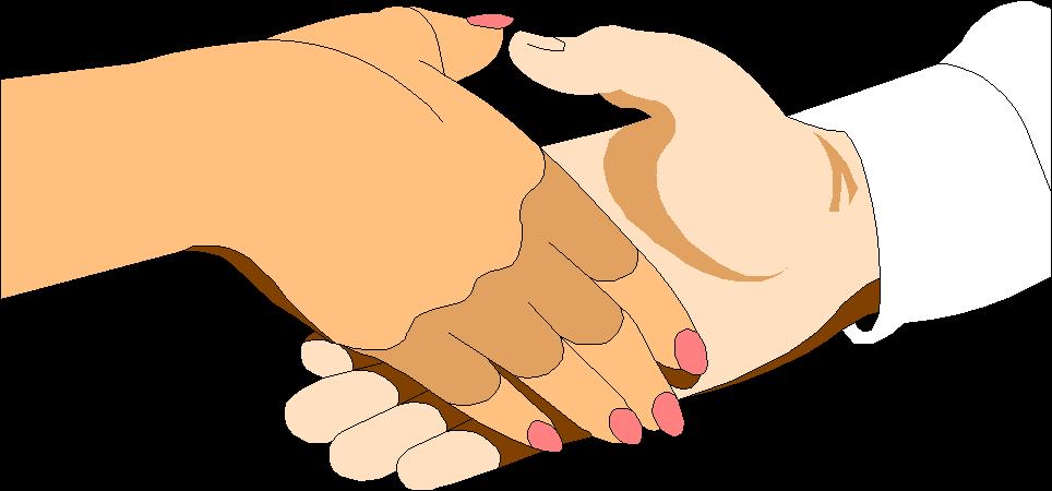 The curriculum clarendon montessori. Handshake clipart hand check
