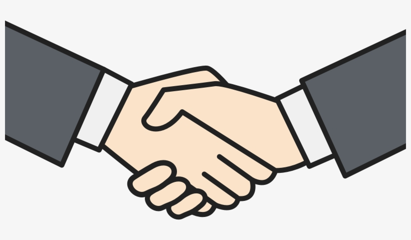 Handshake clipart handshaking. Shaking hands png transparent