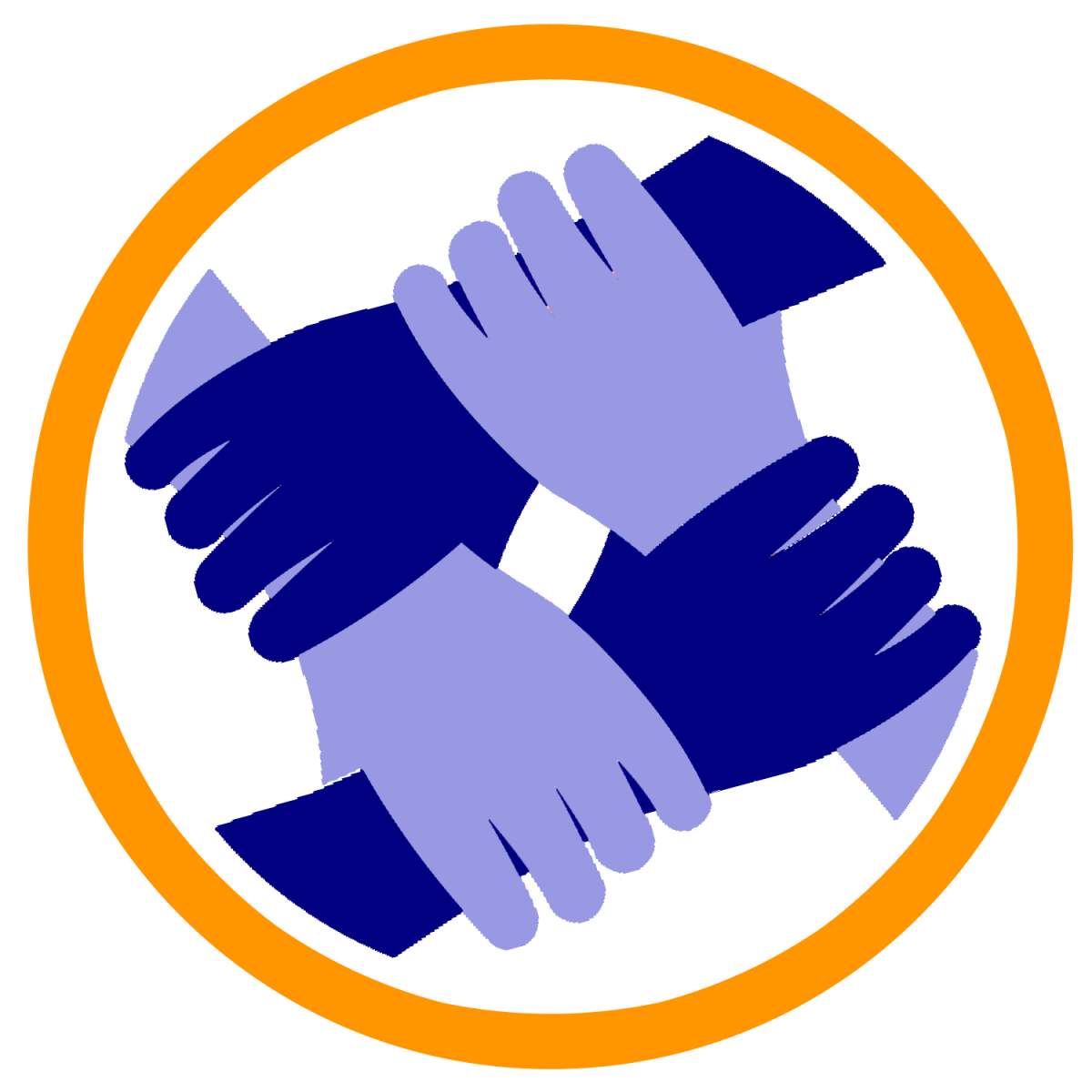 Handshake clipart helping hand. Our impact united way