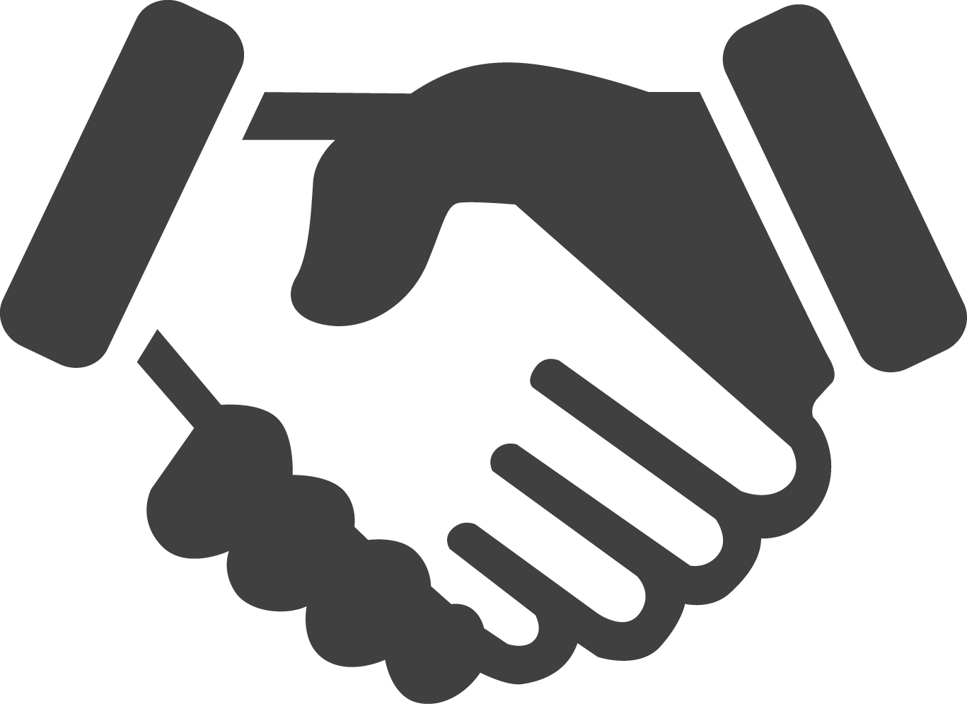 Handshake clipart helping hand. Naito public affairs relationship
