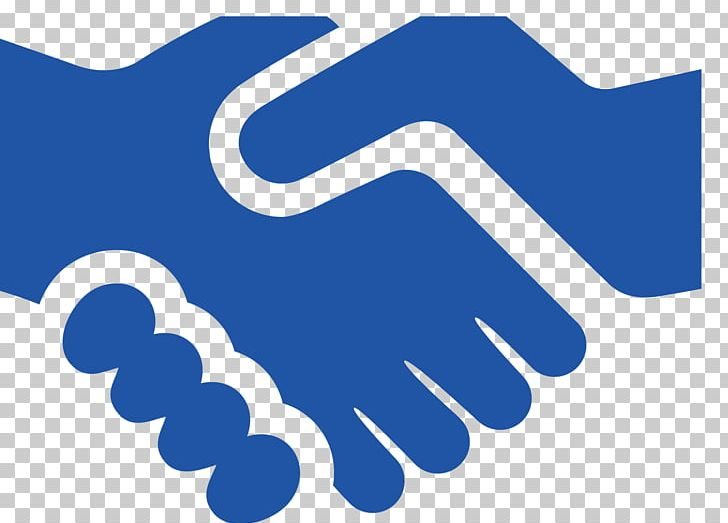 Computer icons png blue. Handshake clipart holding hands