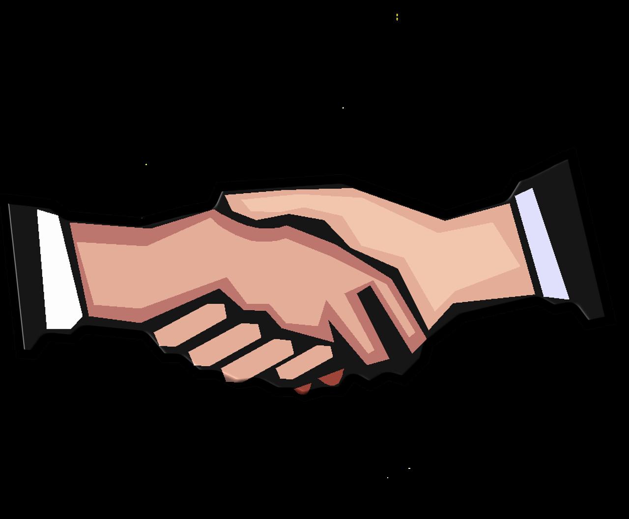 Handshake interview