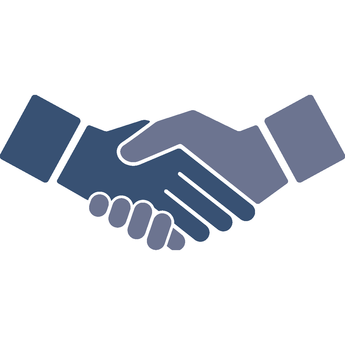 Handshake clipart joint venture. Experience and resources thomas