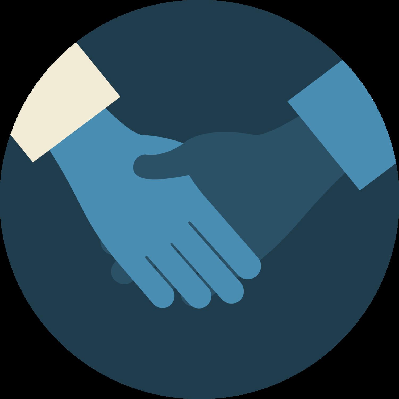 Handshake clipart micro finance. Osiwala financial group step