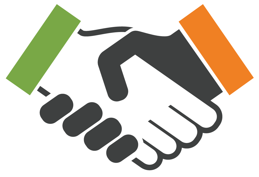 Company workmax supports top. Handshake clipart mutual agreement