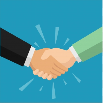 Handshake clipart mutual agreement. Png vector psd and