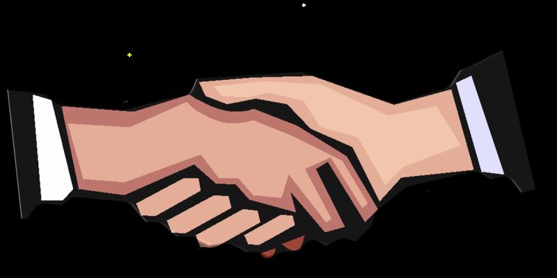 Commentary bipartisan medical marijuana. Handshake clipart new deal