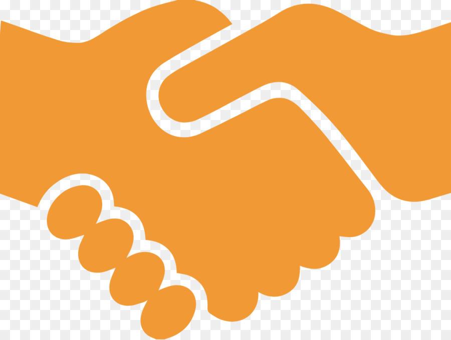 Handshake clipart orange. Hand cartoon transparent clip