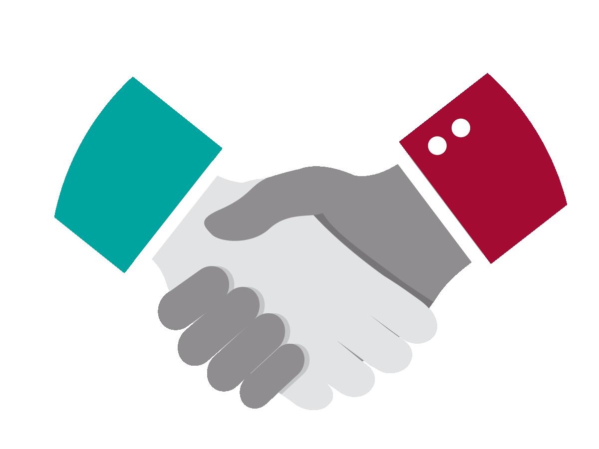 Professional clipart business partner. Egnyte program details responsible