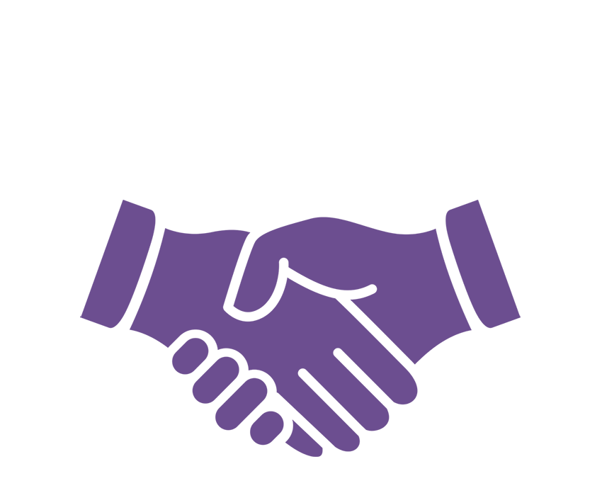 About mmassociates commited. Handshake clipart principled
