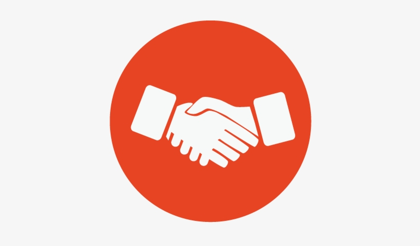 Handshake clipart red. Png icon shake hands