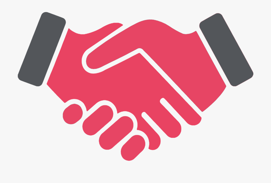 Handshake clipart respect. For people icon png
