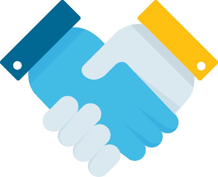 Handshake clipart sense touch. Careers torrent consulting servantoriented