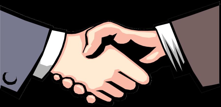 News krishna dish home. Handshake clipart shook