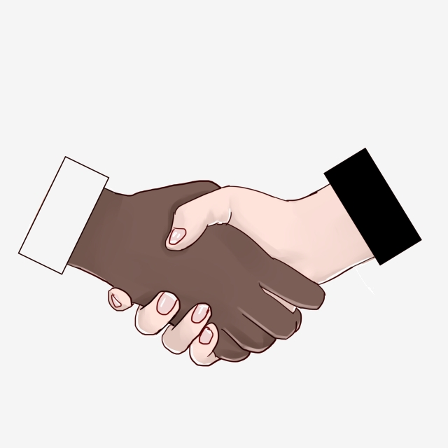 Action business cooperation different. Handshake clipart skin to skin