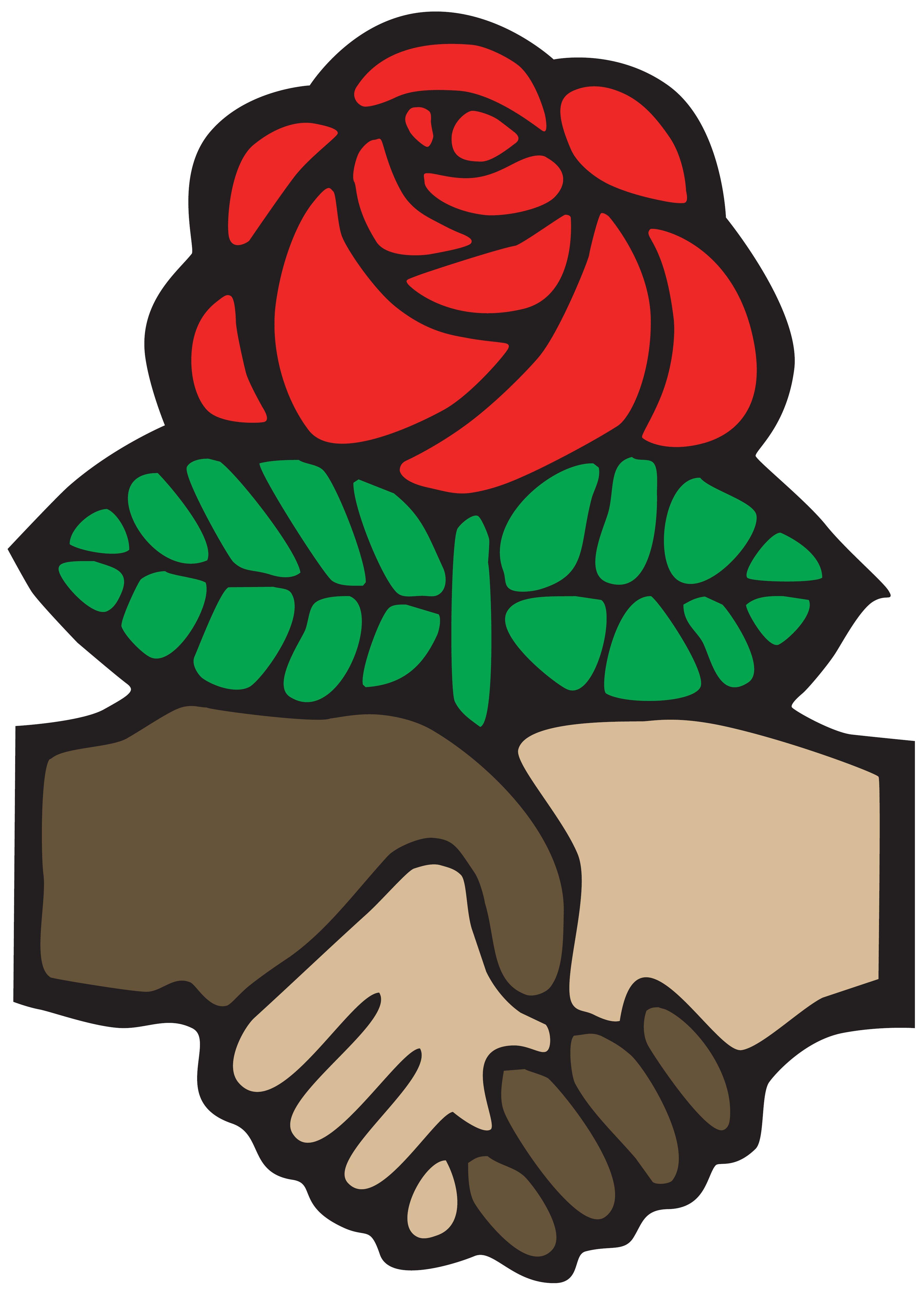 Photos metro dc democratic. Handshake clipart socialist