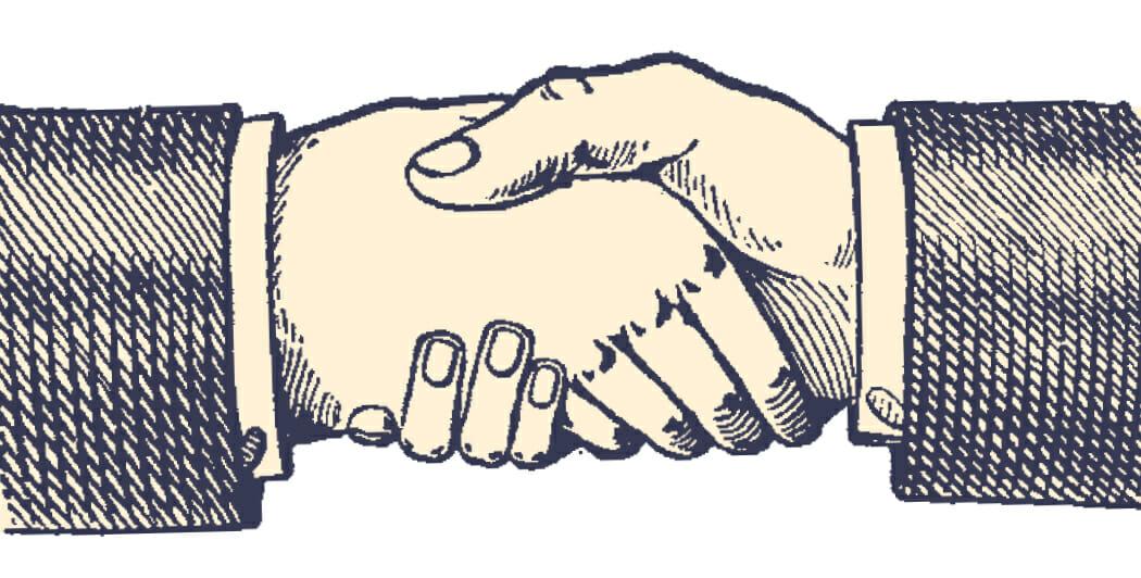 C ville weeklyc weekly. Handshake clipart socialist