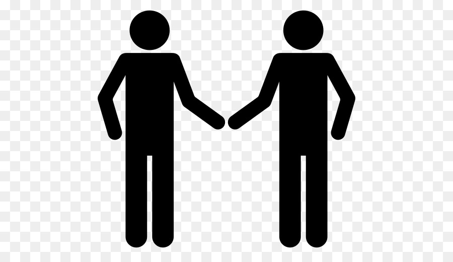 Royalty free holding hands. Handshake clipart stick figure