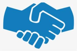 Handshake clipart support. Png transparent
