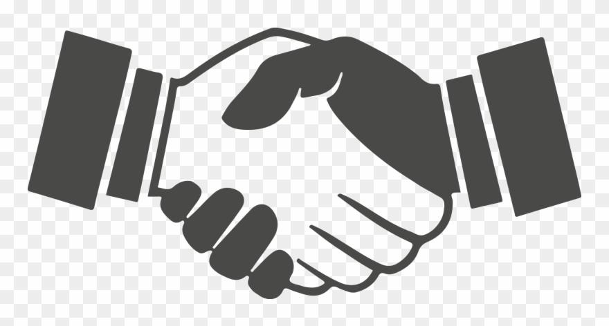 Clip art hands shaking. Handshake clipart svg