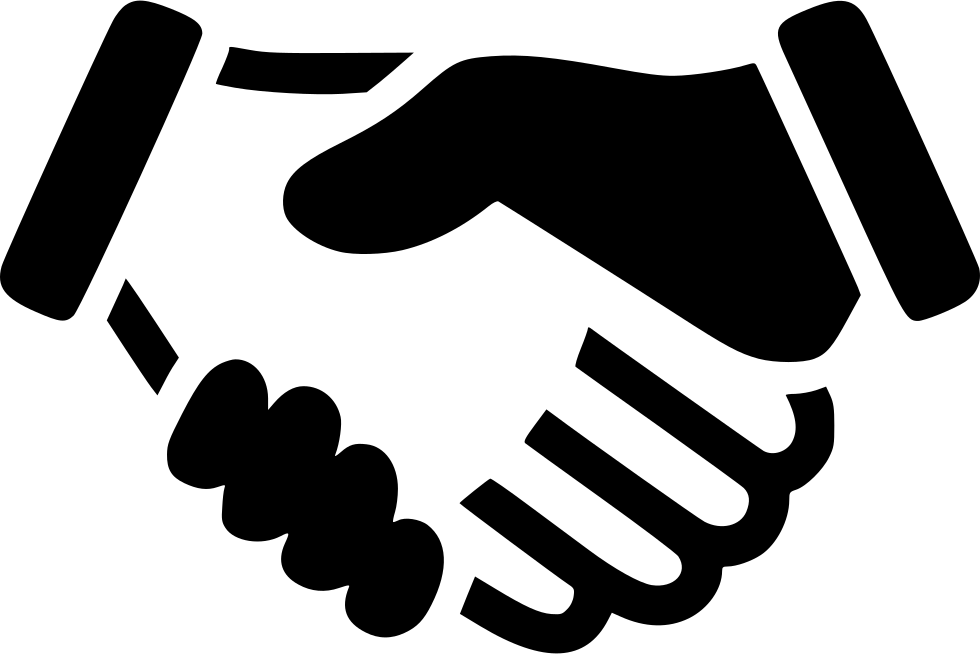 Png icon free download. Handshake clipart svg
