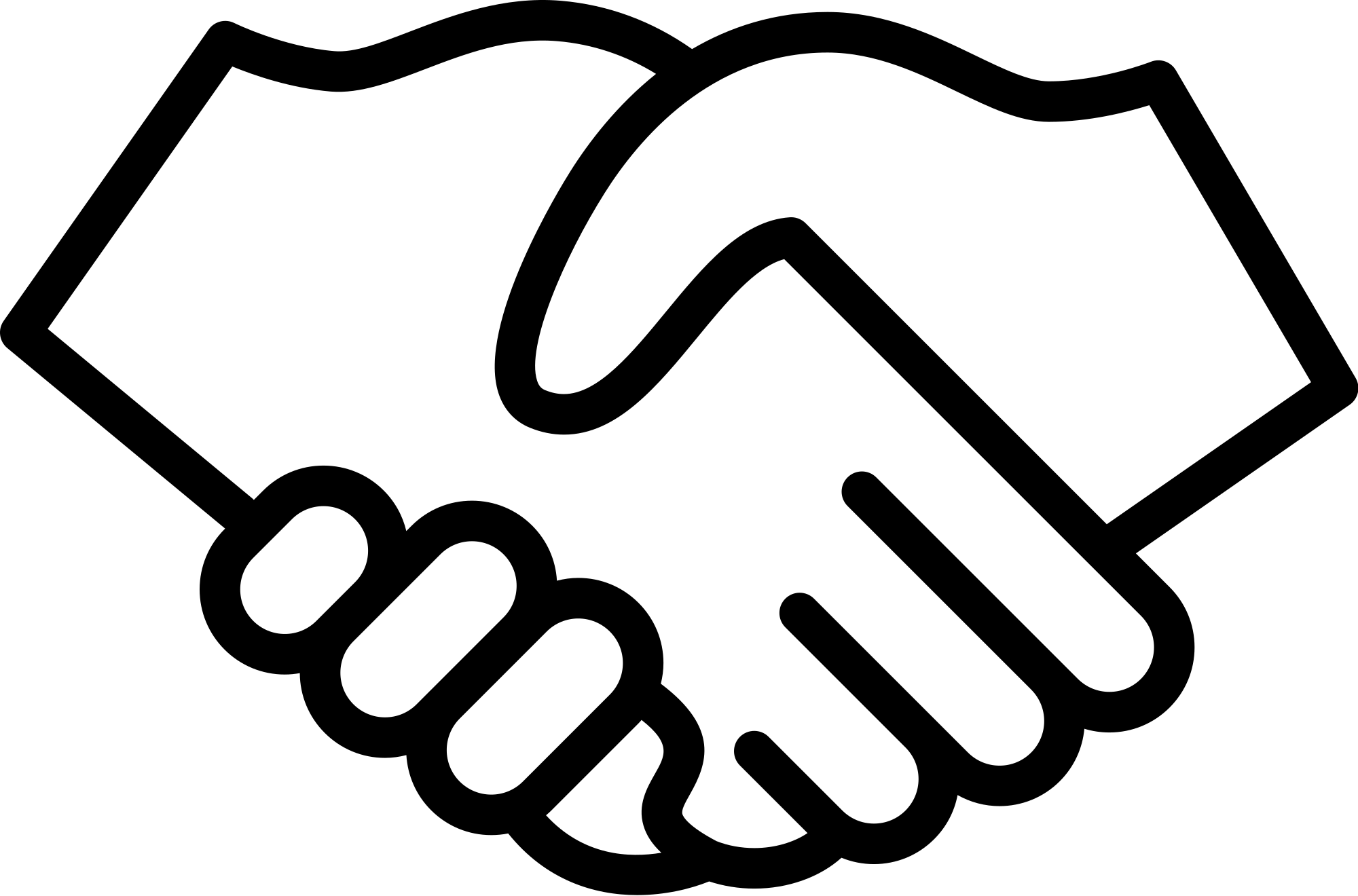 File by david wikimedia. Handshake clipart svg