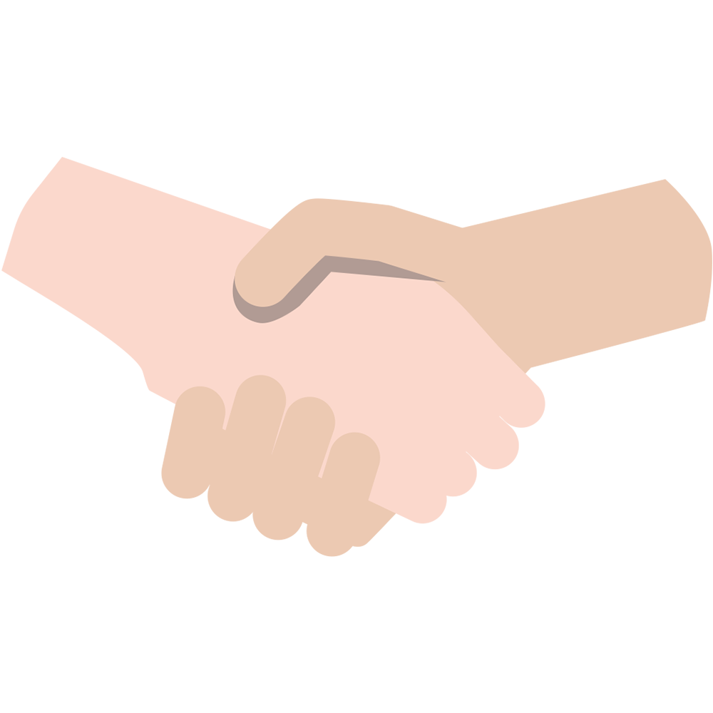 Handshake clipart table. The finland toolbox