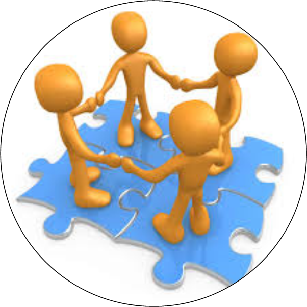 Handshake clipart teamwork. Administration young israel of