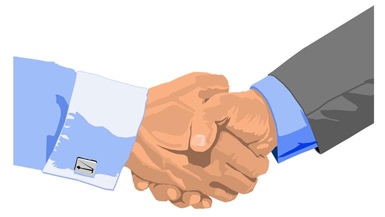 Handshake clipart teamwork. Free microsoft cliparts download