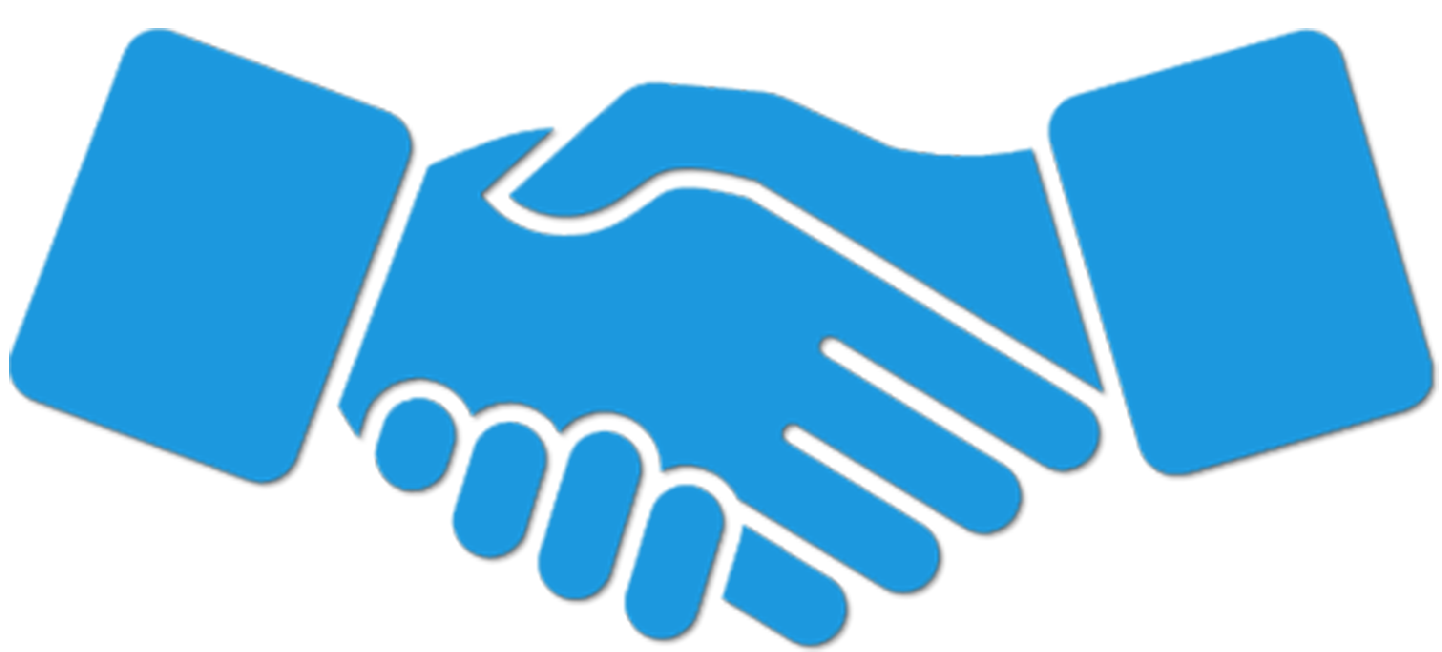 Handshake clipart trust. Computer icons clip art
